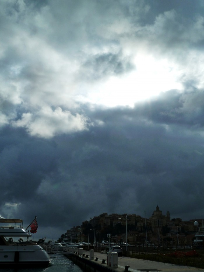 Weather phenomenons in Imperia
